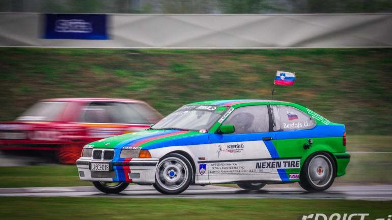 Trening. 5.4.2014 Raceland Krško