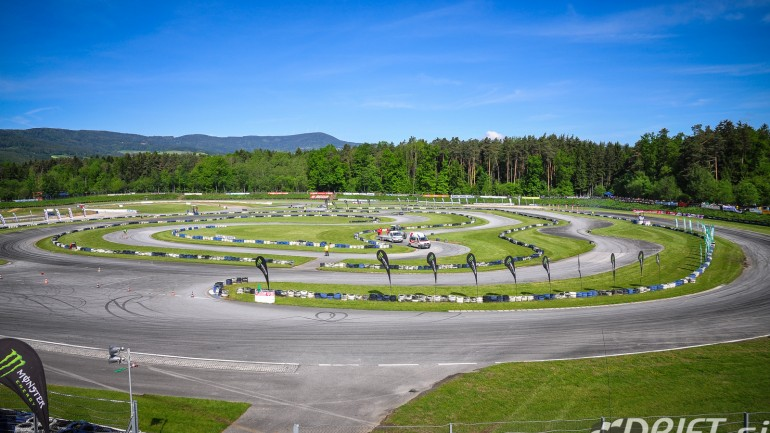 PRO KOE ROUND 1 – AUSTRIA GREINBACH 4.5.2014