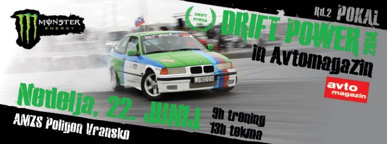 2.Driftpower pokal 22.6.2014, Vransko